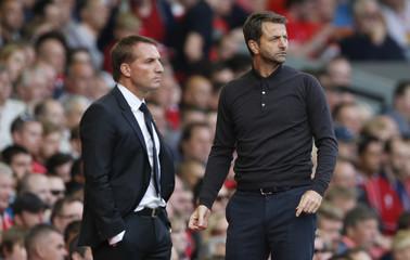 Liverpool v Aston Villa - Barclays Premier League