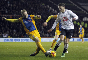 Derby County v Preston North End - Sky Bet Football League Championship