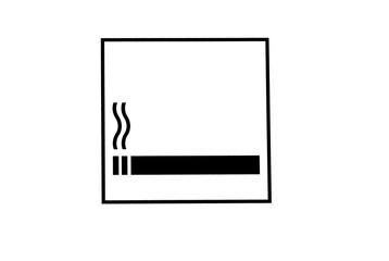 Zigarettensymbol für Raucherbereich