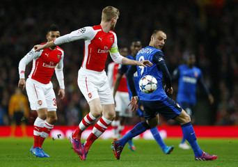 Arsenal v AS Monaco - UEFA Champions League Second Round First Leg