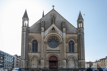 Eglise Catholique Saint-Hilaire, Niort, France