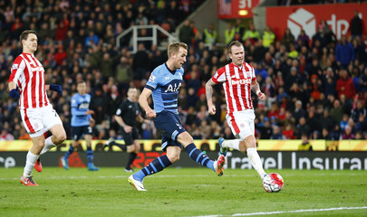 Stoke City v Tottenham Hotspur - Barclays Premier League