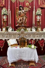 Corpus Christi en Sevilla, España