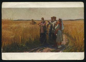 Fattahov Hleba sozreli