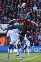 AFC Bournemouth v Liverpool - Barclays Premier League