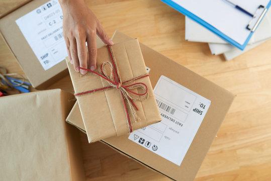 Sending gifts
