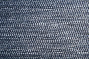 Indigo cloth as background