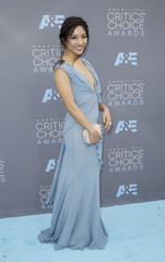 Actress Constance Wu arrives at the 21st Annual Critics' Choice Awards in Santa Monica