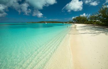 Exuma beaches, Bahamas