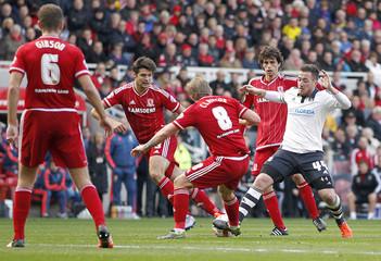 Middlesbrough v Fulham - Sky Bet Football League Championship