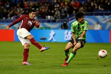 Football Soccer - Jeonbuk Hyundai v Club America - FIFA Club World Cup Match 2