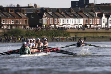 BNY Mellon 2015 Oxford v Cambridge University Boat Race