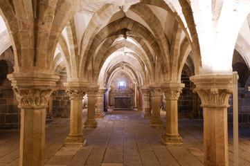Gothic tomb