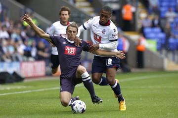 Bolton Wanderers v Derby County - Sky Bet Football League Championship