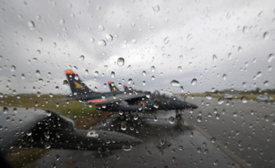 A Picture and its Story: A birds eye view of Bastille Day