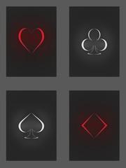 Quadro di carte