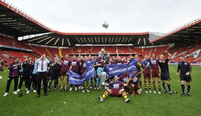 Charlton Athletic v Burnley - Sky Bet Football League Championship