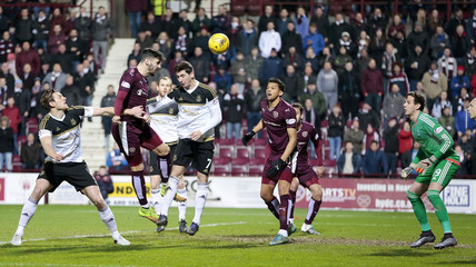 Heart of Midlothian v Aberdeen - William Hill Scottish FA Cup Fourth Round