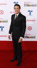 Venezuelan actor Gabriel Coronel arrives at the 2012 Latin Billboard Awards in Coral Gables
