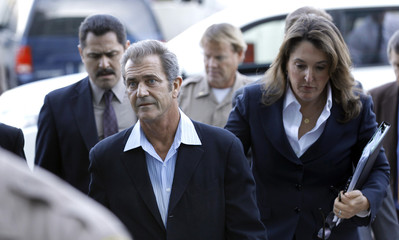 Lohan, with her attorney Shawn Chapman Holley, appears in Airport Courthouse in Los Angeles