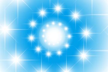 背景素材壁紙,光,輝き,キラキラ,渦巻き,スパイラル,うずまき状,螺旋模様,星空,夜,カラフル,素材
