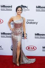 Danica McKellar arrives at the 2015 Billboard Music Awards in Las Vegas
