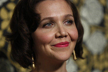 Actress Maggie Gyllenhaal arrives at The HBO Golden Globe After Party in Beverly Hills