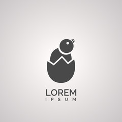 simple Chick icon