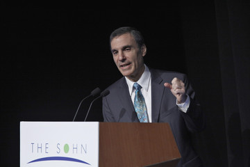 Redwood Capital founder Kolatch speaks during the Sohn Investment Conference in New York