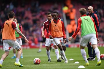 Arsenal v Crystal Palace - Barclays Premier League
