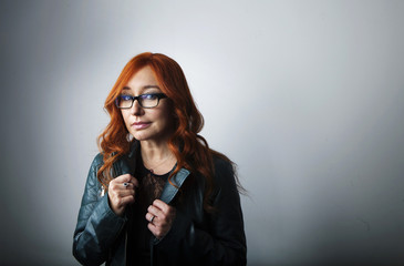 Singer Tori Amos poses for a portrait in New York