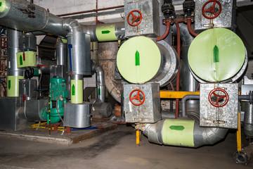 Hot water technology