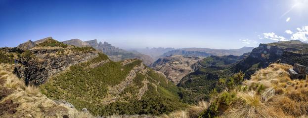 Ethiopia, Simien Mountains