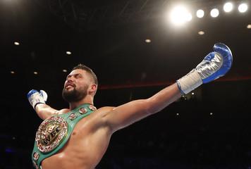 Tony Bellew v BJ Flores WBC World Cruiserweight Title
