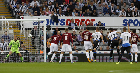 Newcastle United v Northampton Town - Capital One Cup Second Round