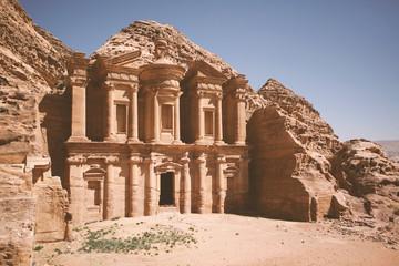 Petra - ancient city.