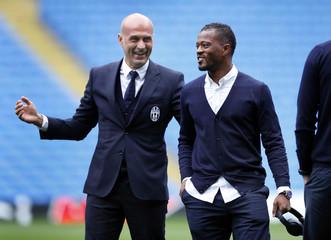Juventus - Etihad Stadium visit