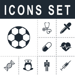 icon socer ball