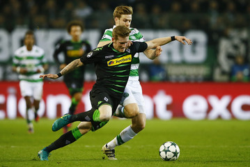 Borussia Monchengladbach v Celtic - UEFA Champions League Group Stage - Group C