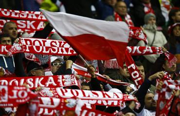 Poland v Denmark - 2018 World Cup Qualifying European Zone - Group E