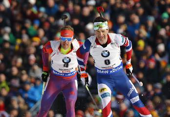 Biathlon - IBU World Championships Hochfilzen - Men 12.5 km Pursuit