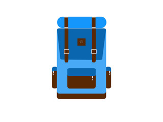 Camping and travel backpack