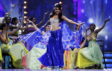 Priyanka Chopra performs during the International Indian Film Academy (IIFA) awards show in Toronto June 25, 2011. REUTERS/Mark Blinch/Files