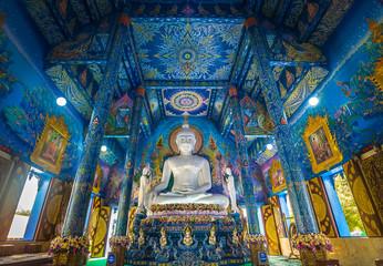 Wat Rong Suaten, Public Temple