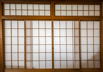 Shoji , Traditional Japanese door