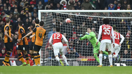 Arsenal v Hull City - FA Cup Fifth Round