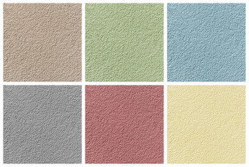 Pebble Dash Outer Wall Colour Samples
