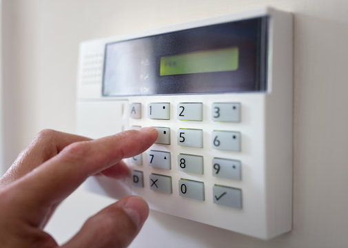 Home or office security
