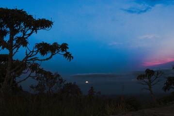Full moon in Brazil