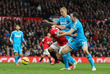 Manchester United v Sunderland - Barclays Premier League